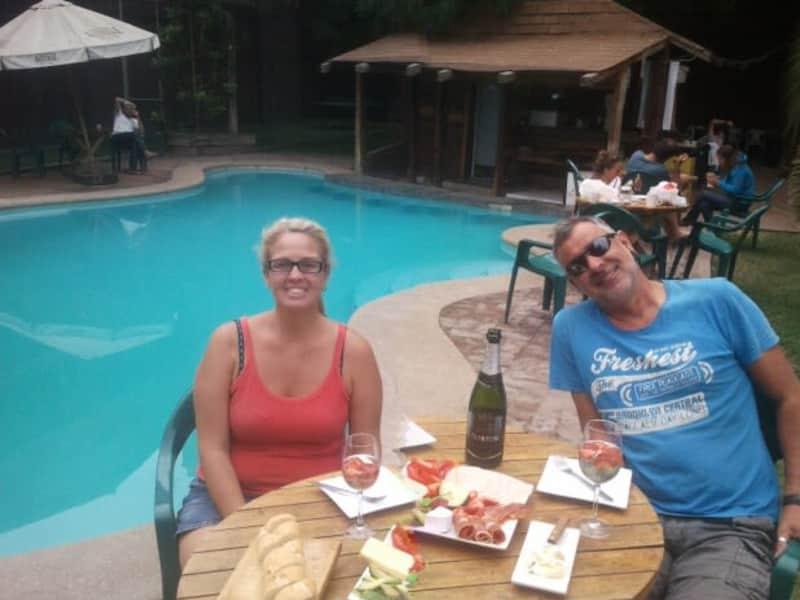 Melinda & Franco from Chur, Switzerland