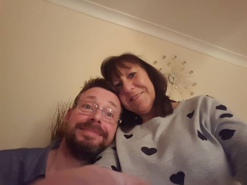 Lesia & Richard from Bury, United Kingdom
