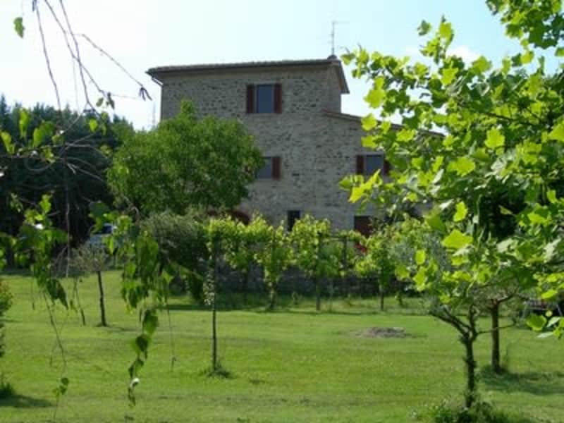 Housesitting assignment in Rassina, Italy