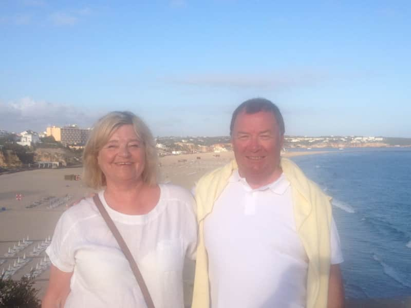 Anne (mandy) & Enda from Mullingar, Mullingar, Ireland