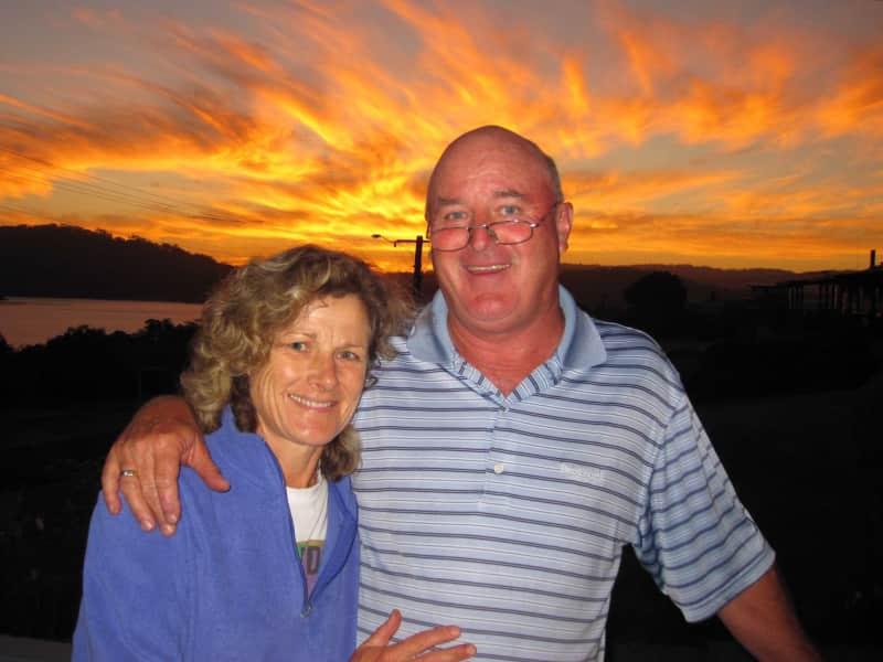Lesley & Greg from Walpole, Western Australia, Australia