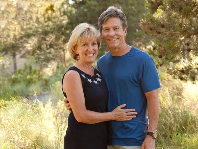 Debbie & Larry from Granite Bay, California, United States