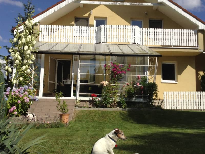 Housesitting assignment in Stupava, Slovakia