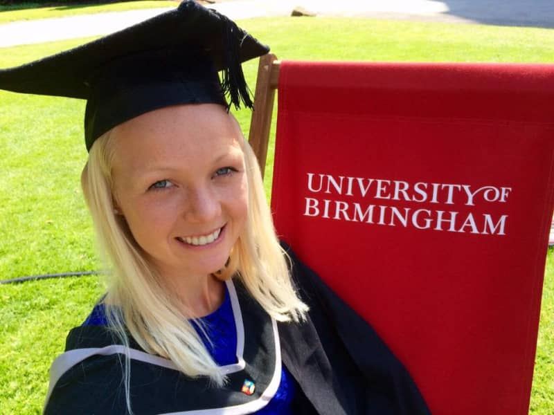 Gemma from Leeds, United Kingdom