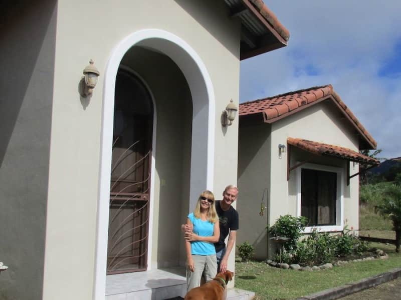 Jan & Ted from Boquete, Panama