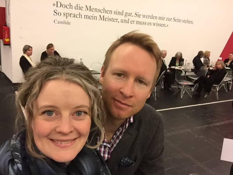 Clare & Håkon from Stavanger, Norway