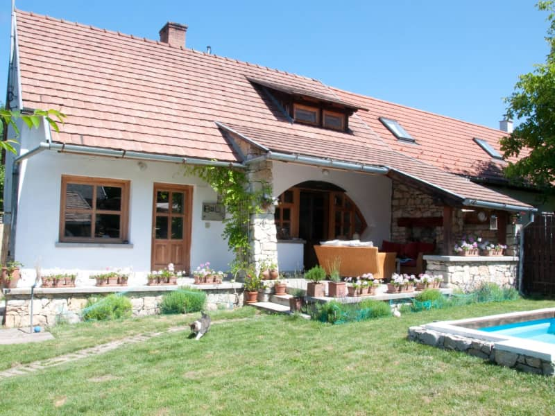 Housesitting assignment in Vászoly, Hungary