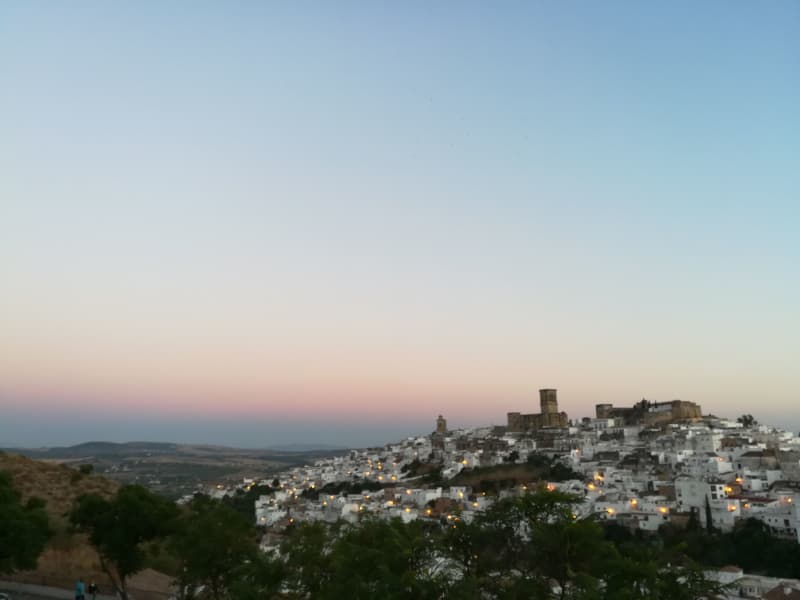 Housesitting assignment in Arcos de la Frontera, Spain
