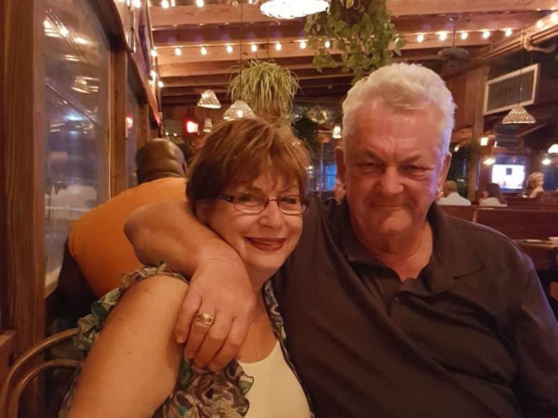 Joanne & frank & Frank from London, Ontario, Canada