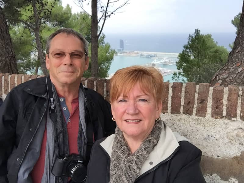 Margaret & Terry from Sooke, British Columbia, Canada
