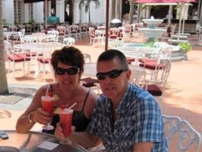 David & Beverley from Picton, New Zealand