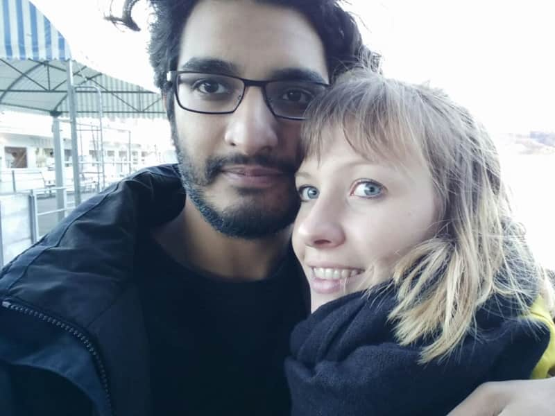 Sophie & Danial from Lörrach, Germany