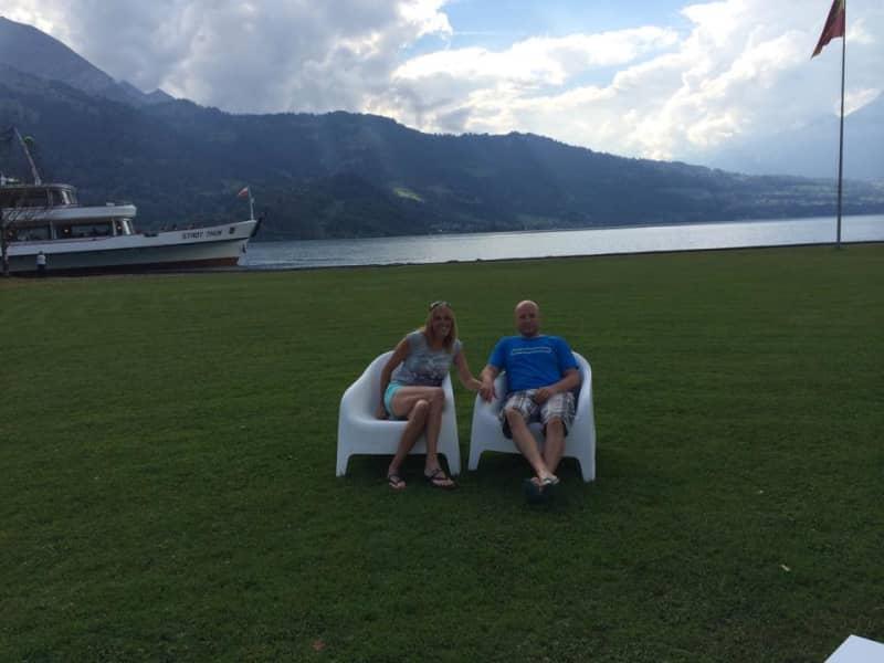 Stuart & Karen from Resipol, United Kingdom