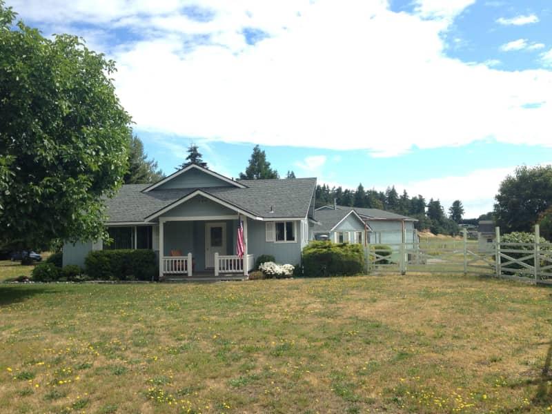 Housesitting assignment in Sequim, Washington, United States