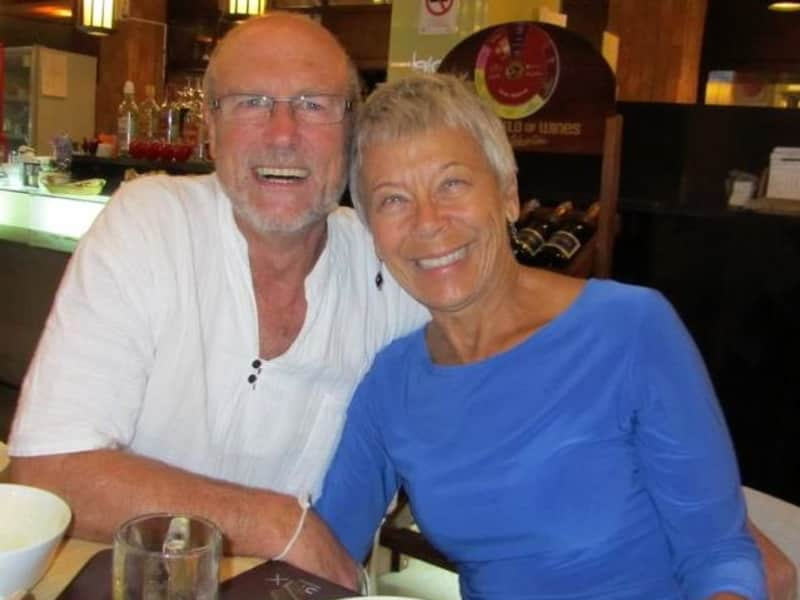 Gail & Randy from Calgary, Alberta, Canada