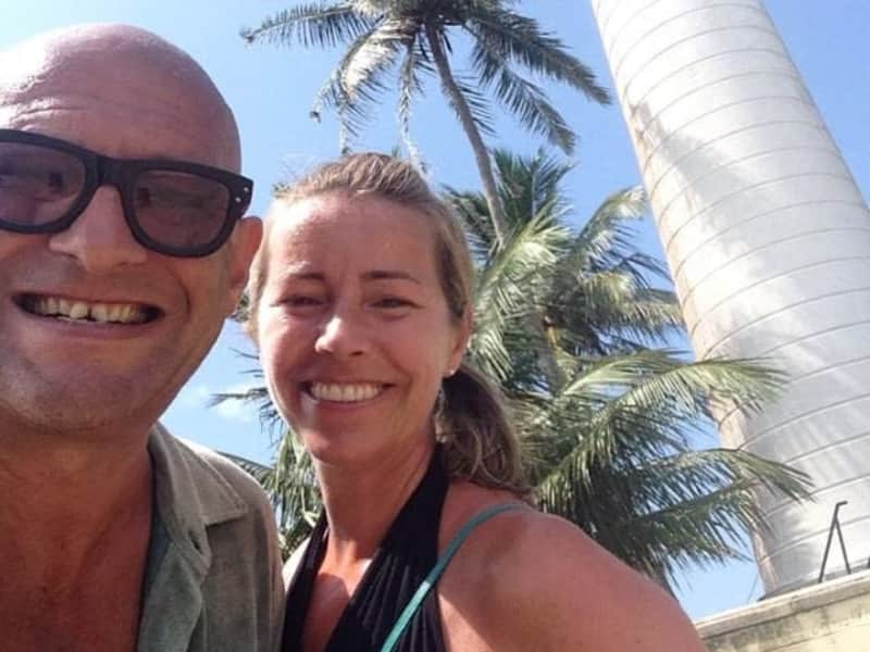 Jenny & Richard from Murcia, Spain