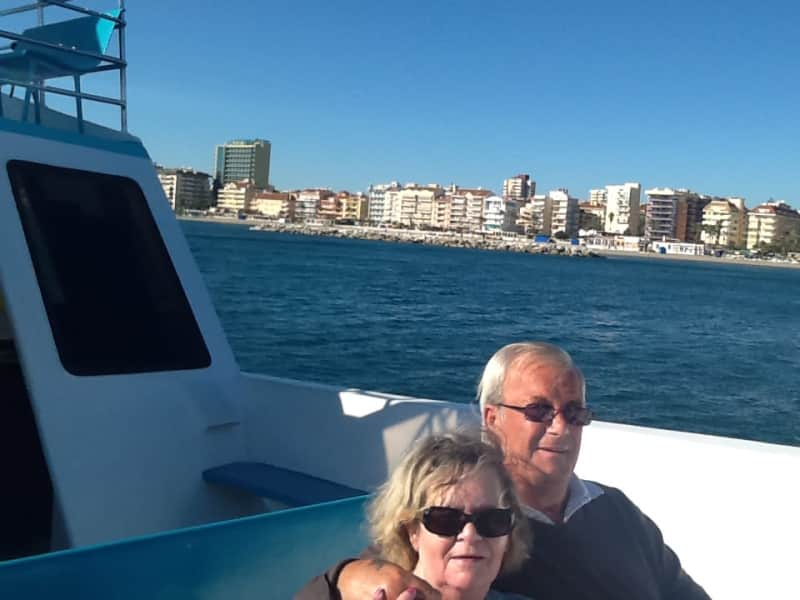 Jenny & David from Rampton, United Kingdom