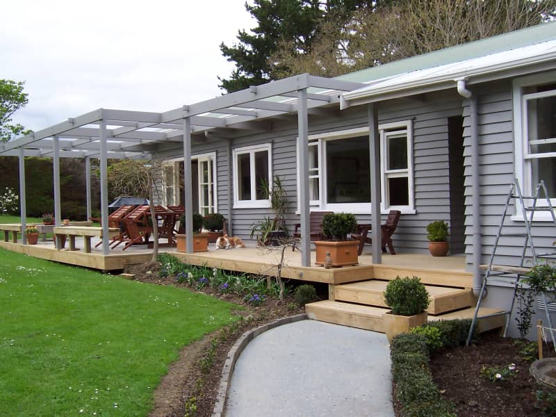 Housesitting assignment in Snells Beach, New Zealand