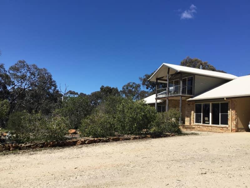 Housesitting assignment in Mandurang, Victoria, Australia