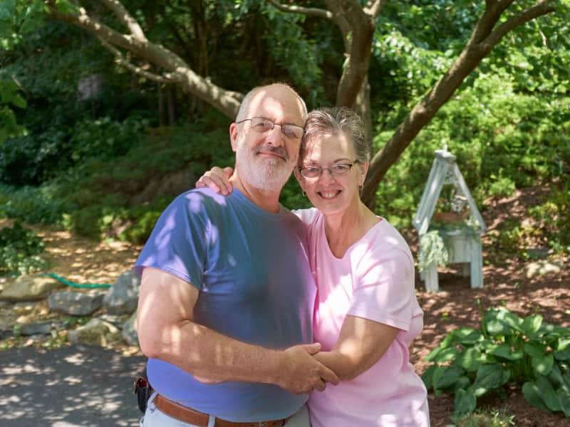 Elizabeth & Steve from Snohomish, Washington, United States