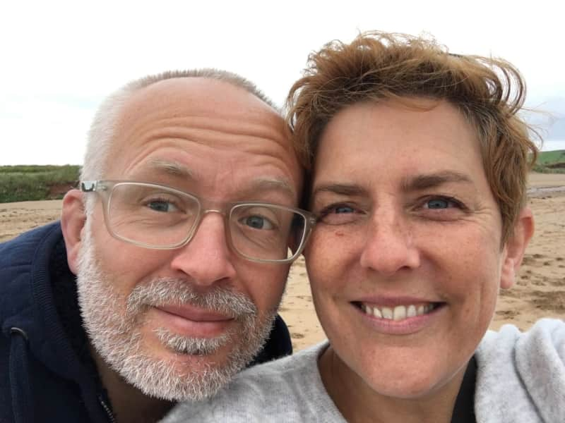 Tracey & Damian from Loughborough, United Kingdom