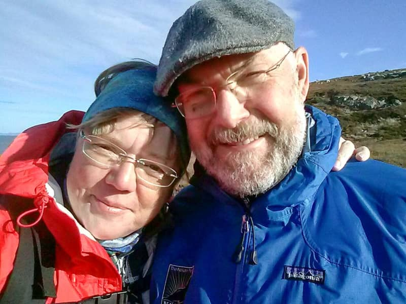 Antje & Dennis from Clarke's Beach, Newfoundland and Labrador, Canada