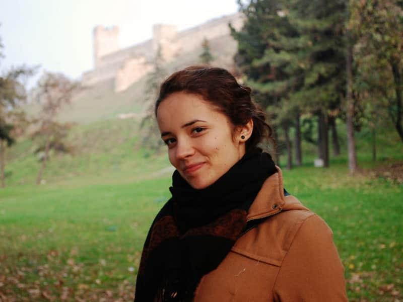 Aleksandra from Belgrade, Serbia