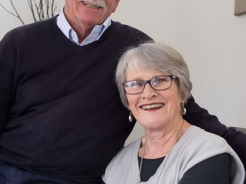 Heather & Ron from Port Fairy, Victoria, Australia