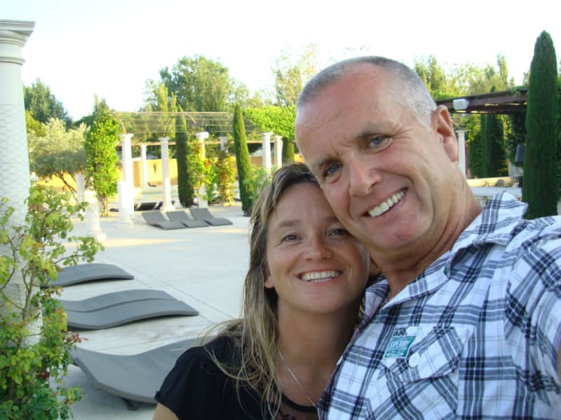 Bridget & Jim from Perpignan, France