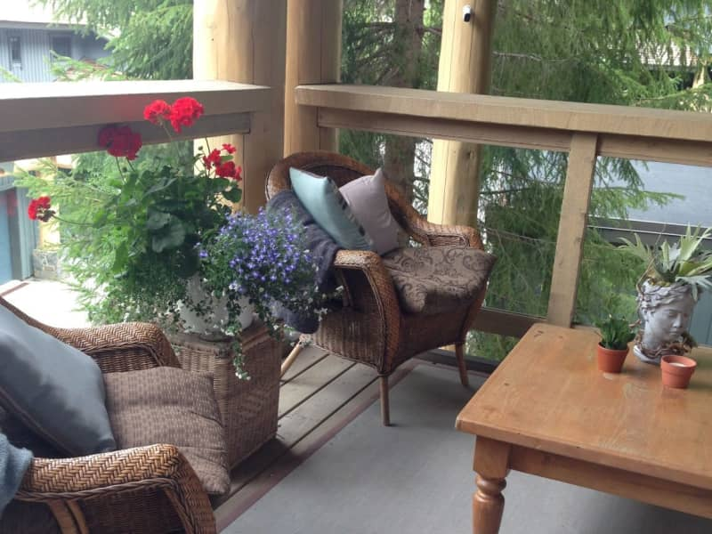 Housesitting assignment in Whistler, British Columbia, Canada