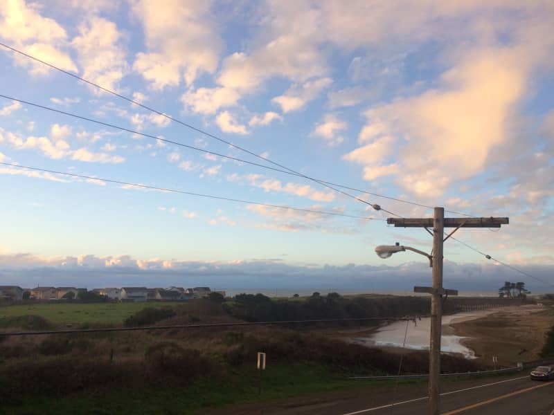 Housesitting assignment in Fort Bragg, California, United States