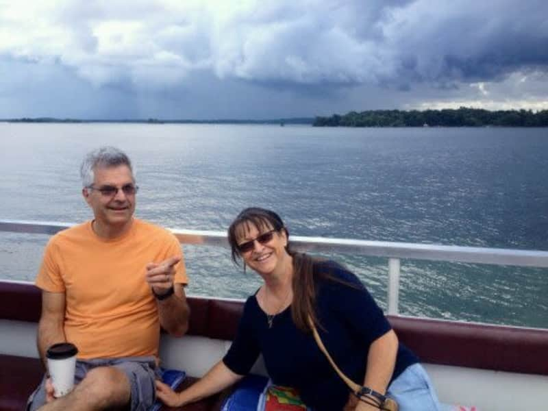 Stefan & Christine from Kingston, Ontario, Canada