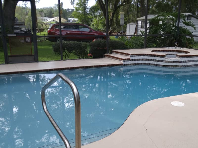 Housesitting assignment in Inverness, Florida, United States