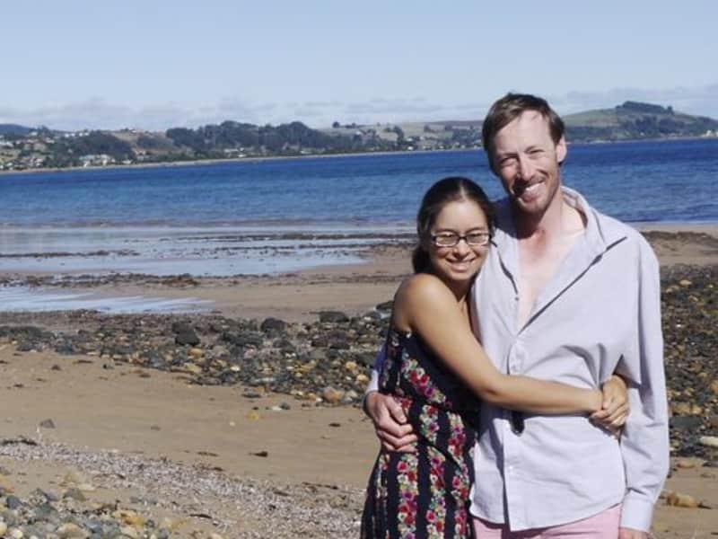 Jodie & Ernest from Burnie, Tasmania, Australia