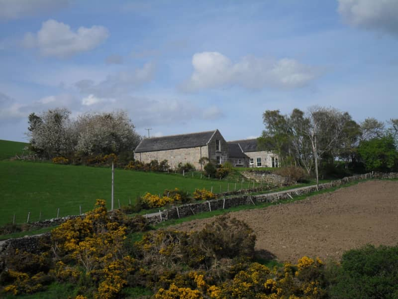 Housesitting assignment in Inverurie, United Kingdom