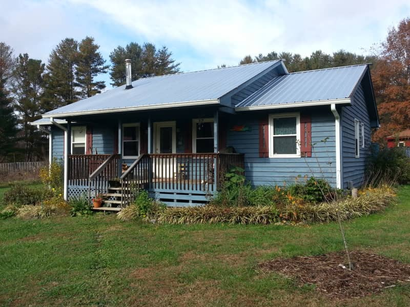 Housesitting assignment in Black Mountain, North Carolina, United States