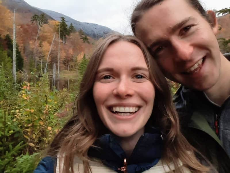Nate & Adrienne from Burlington, Vermont, United States
