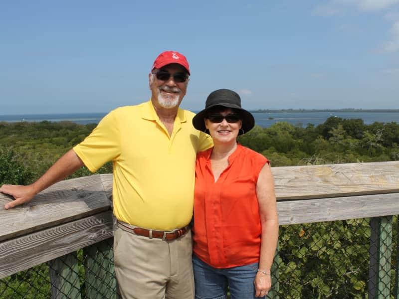 Linda & P.j. (paul) from Camlachie, Ontario, Canada