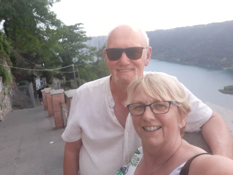Jayne & John from Derby, United Kingdom