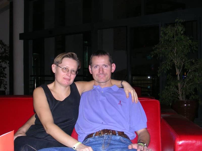 Sabine & Eddy from Mons, Belgium