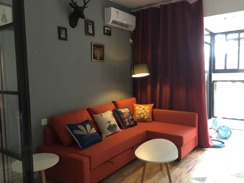 Housesitting assignment in Xujing, China