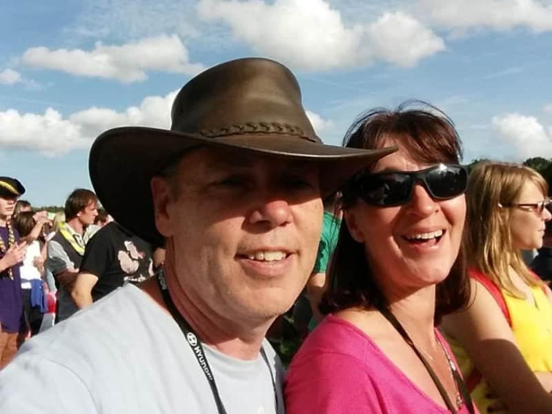 Irene & Paul from Bracknell, United Kingdom