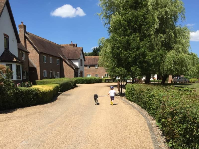 Housesitting assignment in Charlwood, United Kingdom