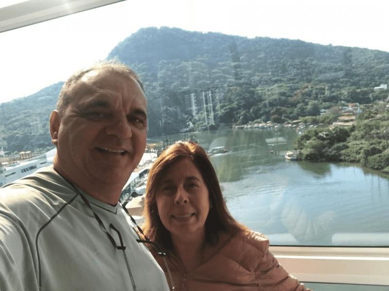 Ester & Jair from Rio de Janeiro, Brazil