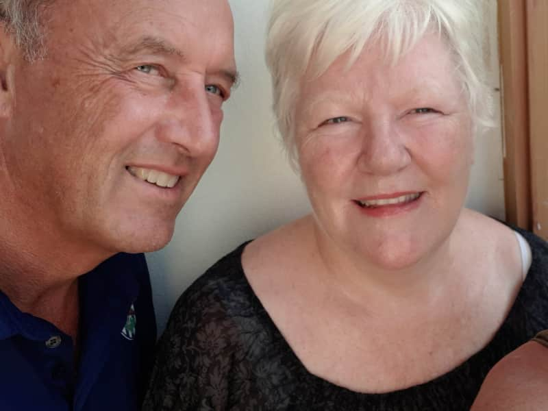Margaret & John from Heysham, United Kingdom