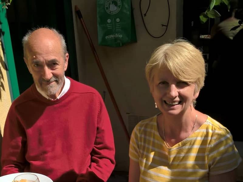 Carol & Fred from Falmouth, United Kingdom