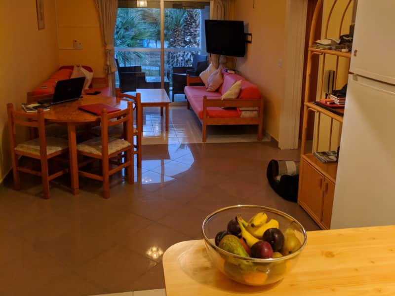 Housesitting assignment in Limassol, Cyprus