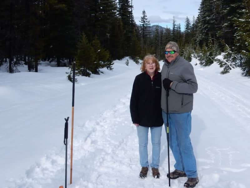 Becky & Frank from Estacada, Oregon, United States