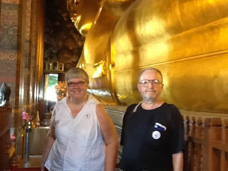 Mary & Thomas from Chiang Mai, Thailand