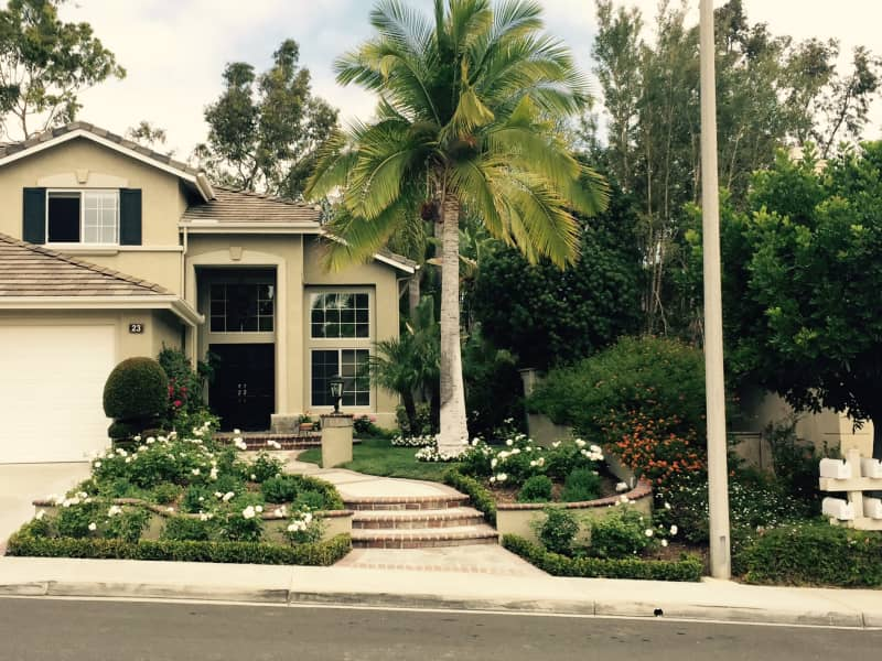 Housesitting assignment in Aliso Viejo, California, United States
